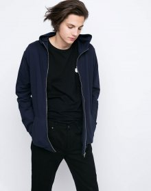 RVLT 2004 Sweat Zip NAVY L