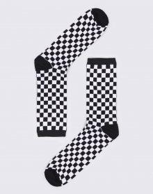 Vans Ticker Black/White Checkerboard