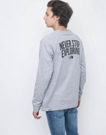 The North Face Ones TNF Light Grey Heather L