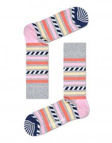 Happy Socks Stripe & Stripe Sock SAS01-9001 41-46