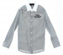 Košile dětská John Richmond   Bílá Šedá   Chlapecké   10 let