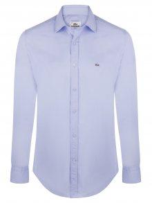 Světle fialová elegantní košile od Lacoste Size: S
