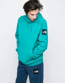 The North Face Fine Box Porcelain Green L