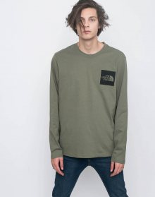 The North Face Fine Deep Lichen Green L