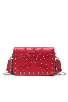 Desigual červená kabelka Darkness Granada