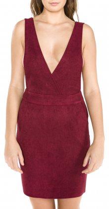 Dina Šaty Vero Moda | Červená Fialová | Dámské | M
