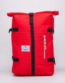 Poler Classic Rolltop Bright Red