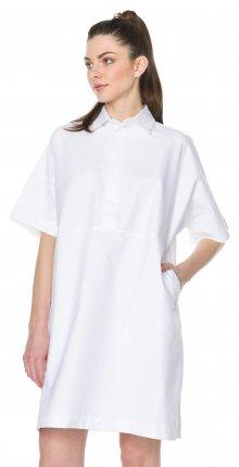 Deline Polo šaty G-Star RAW | Bílá | Dámské | M