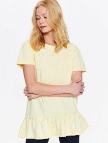 Tričko žlutá M