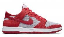 Nike Dunk Flyknit červené 917746-600