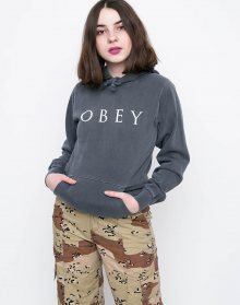 Obey NOVEL OBEY 2 DUSTY BLACK L