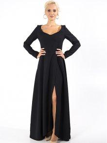 Juliet Roses Dámské šaty D_37_426_Black