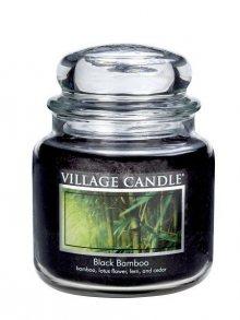 Village Candle Vonná svíčka ve skle, Bambus - Black Bamboo 106316329
