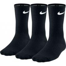 Nike 3Ppk Lightweight Crew černá XL