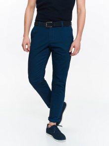 Kalhoty modrá 32