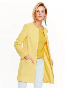 Kabát žlutá 38