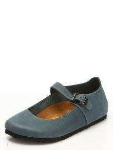 COMFORTFÜSSE Dámské sandály HELEN D01-06_Navy blue
