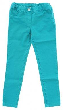 Kalhoty dětské Geox   Modrá   Dívčí   6 let