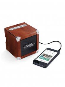 Luckies Kartonový reproduktor pro mobilní zařízení s MP3 LUKSPE2\n\n