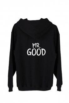 Mikina Oversize s kapucí Mr. Good