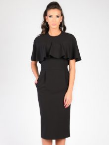 Isabel by Rozarancio Dámské šaty IR17S P4007_BLACK\n\n