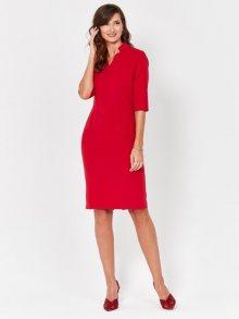 Zocha Dámské šaty Z012_red