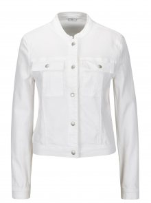 Bílá džínová bunda Jacqueline de Yong Five