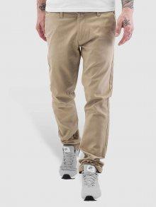 Kalhoty béžová 36