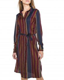 Mai Šaty Vero Moda | Červená Fialová | Dámské | M