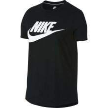 Nike W Nsw Essntl Tee Hbr černá M