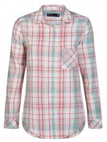 Giorgio Di Mare Dámská košile GI3719832_Ecru/Red/Green