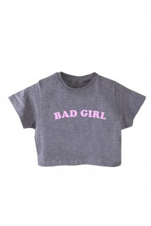 Basic Crop Top Bad Girl vel. M