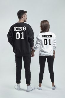 Set mikin King & Queen 01 vel. XL + vel. L