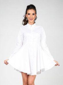 Isabel by Rozarancio Dámské šaty IR16S P4014_WHITE
