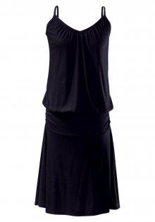 BEACHTIME Plážové šaty Beachtime černá 38