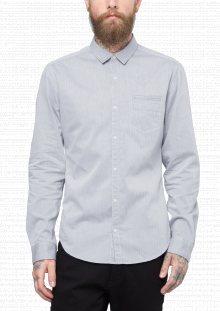 s.Oliver Pánská košile 215400_511de šedá
