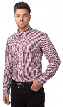 Brakeburn Pánská košile BBMSRT002021F15_aw15 červená\n\n
