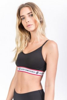 Sports Bra Black Sixth June S