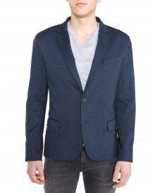 Sako Trussardi Jeans | Modrá | Pánské | XL