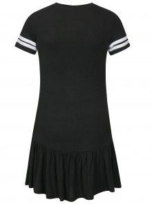 Černé šaty a krátkým rukávem LIMITED by name it Sonja