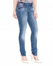 Maïté Jeans Desigual | Modrá | Dámské | 25