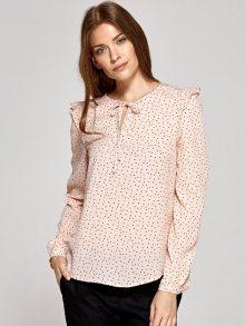 Colett Dámská halenka CB09_pattern_pink