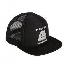 adidas Trad Trucker Hat černá 58-60