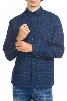 Tucker Košile Pepe Jeans | Modrá | Pánské | S