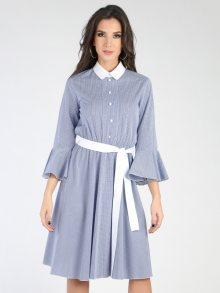 Joins Dámské šaty J17S P2035_DARK BLUE WHITE