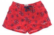 Šortky dětské Pepe Jeans   Červená   Dívčí   2 roky