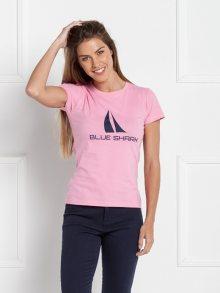 Blue Shark Dámské tričko 2048_ROSA