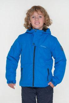 Sam 73 Chlapecká zimní bunda Sam 73 modrá jasná 128