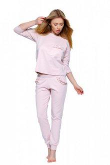 Sensis Angel růžová Dámské pyžamo L starorůžová