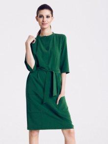 Rita Koss Dámské šaty RK33_GREEN